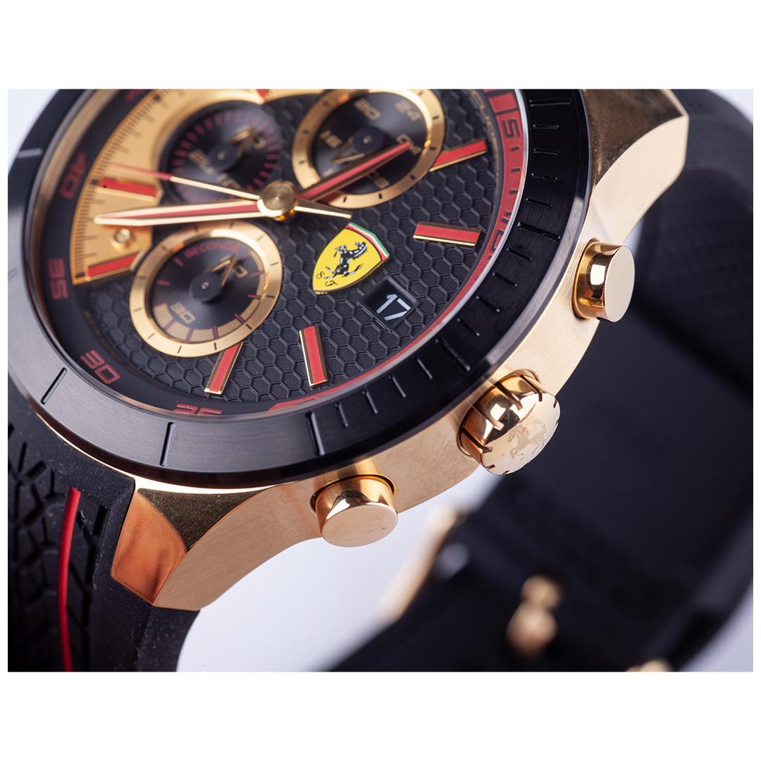 Men S Scuderia Ferrari Watch 830298 Mjmonaco Motorsport Jewellery And Watches