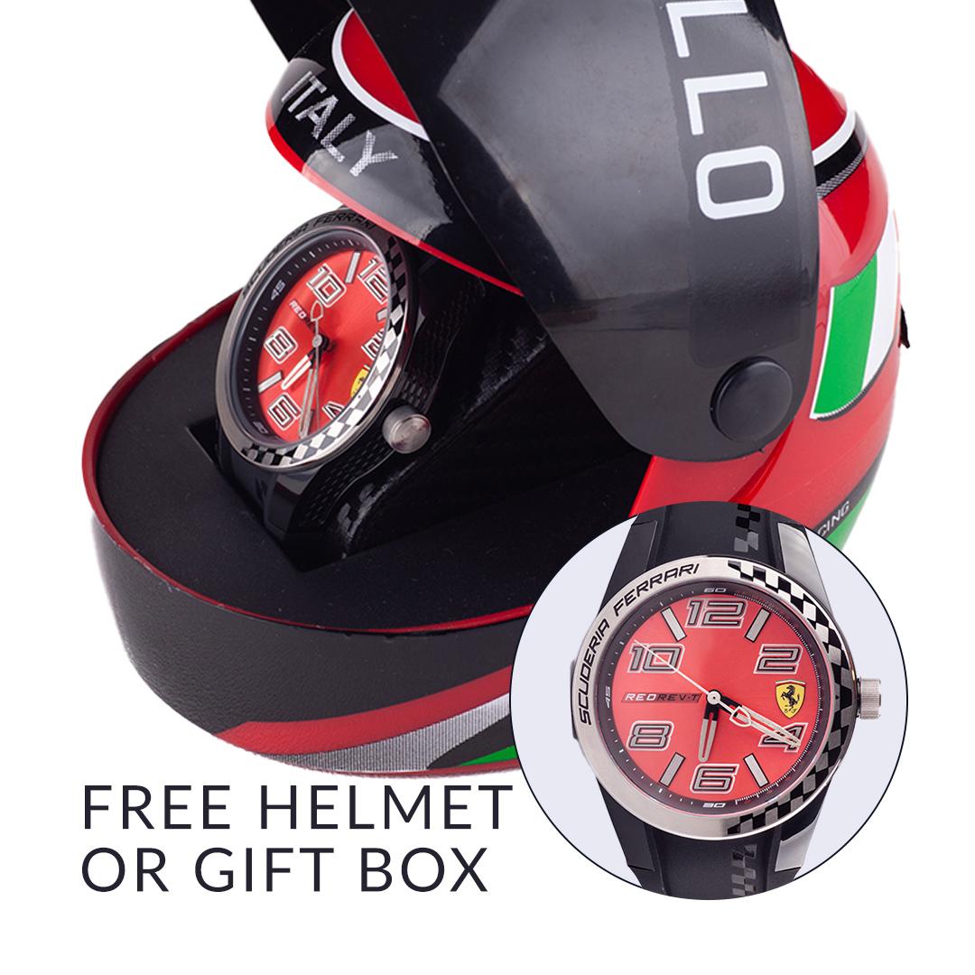 Men S Scuderia Ferrari Watch 830335 Mjmonaco Motorsport Jewellery And Watches