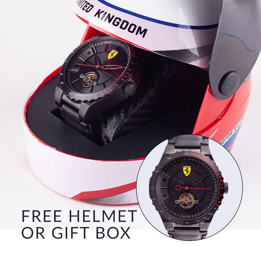 Men S Scuderia Ferrari Watch 830366 Mjmonaco Motorsport Jewellery And Watches